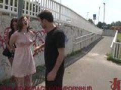 Kinky Sex in der Öffentlichkeit - Outdoor Sex