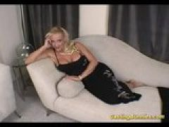Anal Sex Casting mit Milf